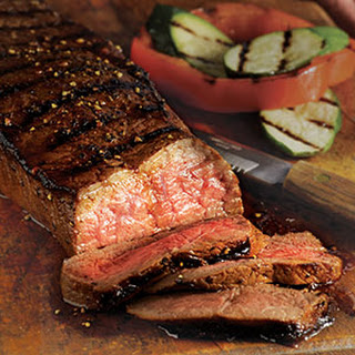 Asian Marinated Steak