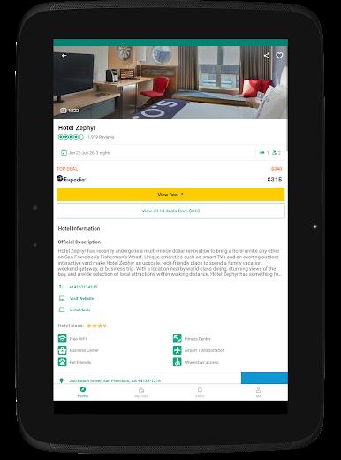 Screenshot 6 for TripAdvisor's Android app'