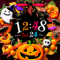 Halloween Wreath LWP icon