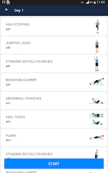 Six Pack in 30 Days - Abs Workout APK screenshot thumbnail 7
