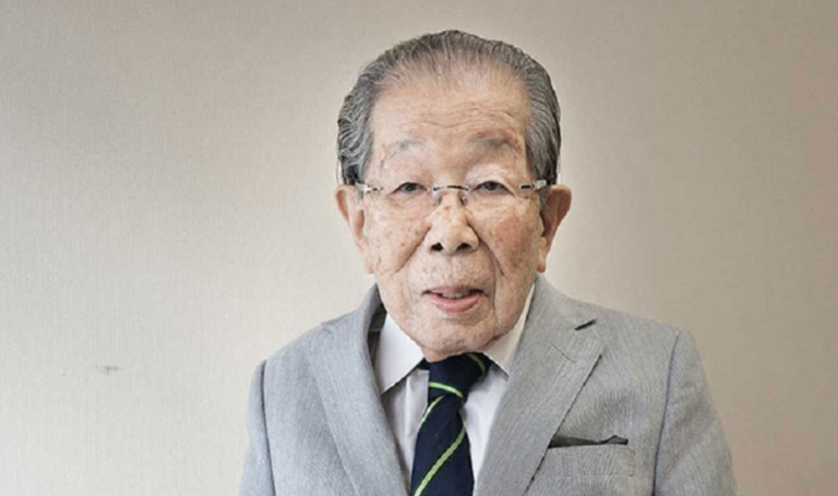 Japanese Longevity Doctor Who Lived To Age 105 Reveals The Secrets To A Long Life