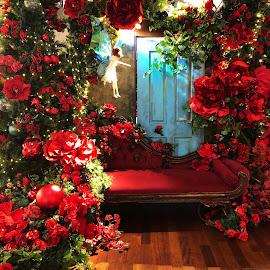 waiting for Santa  by Mary Yeo - Public Holidays Christmas ( xmasdecor xmas,  )