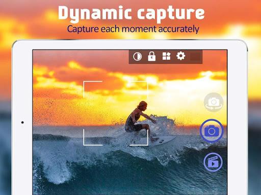 HD Camera - Photo, Video Camera & Editor 1.1 screenshots 10