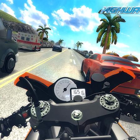 Highway Traffic Rider v1.6.2 (Mod)