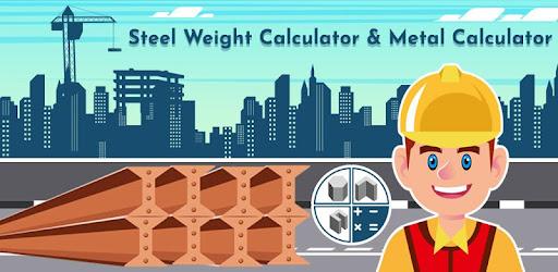 Steel Weight Calculator & Metal Calculator – Apps on Google Play