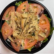 Chicken Shawarma Greek Salad
