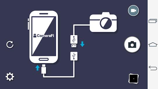 CameraFi – USB Camera / Webcam App Download For Android 4