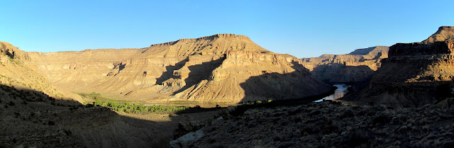 Gray Canyon panorama