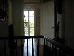 Photo: The second floor of Hemingway's house