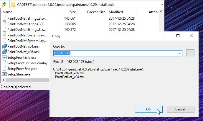 Paint Net Install Windows