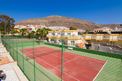 THE COMPLEX - BASKET AND TENNIS COURT