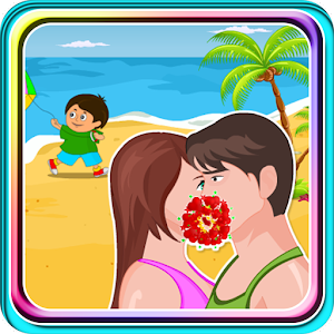 Kissing Game-Beach Couple Fun for PC and MAC