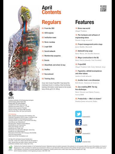 玩免費新聞APP|下載Civil Engineering Surveyor app不用錢|硬是要APP