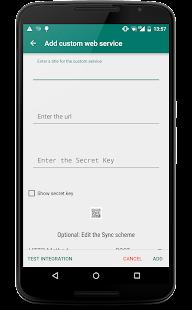 SMSSync SMS Gateway- screenshot thumbnail