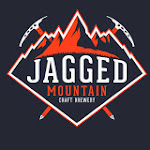 Logo of Jagged Mountain Sakura Matsuri Cherry Wheat