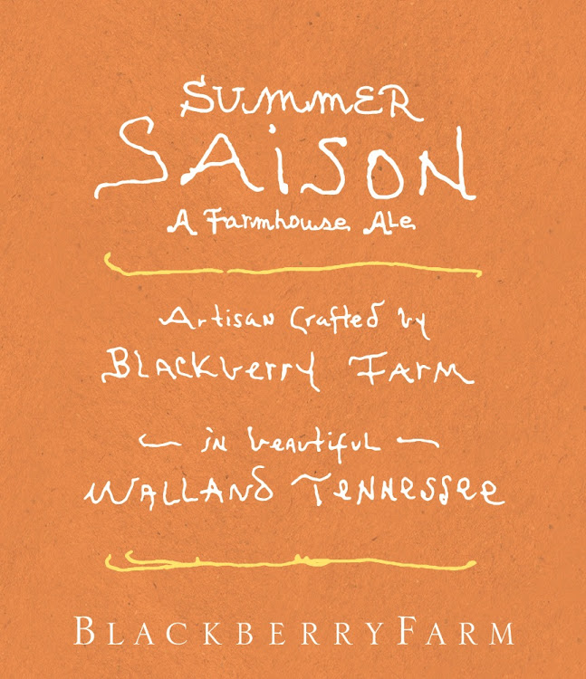 Logo of Blackberry Farm Summer Saison