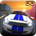 VR Traffic Race icon