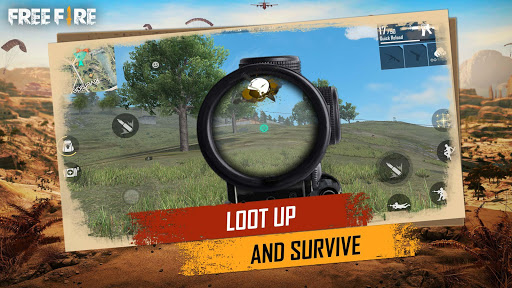 Garena Free Fire: Kalahari screenshot 10