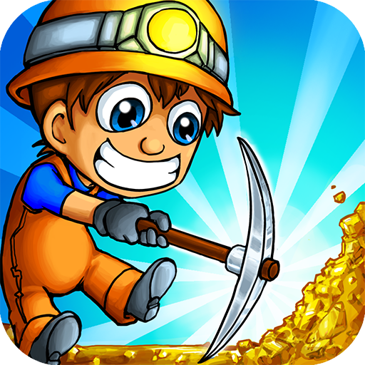 Idle Miner Tycoon 模擬 LOGO-玩APPs