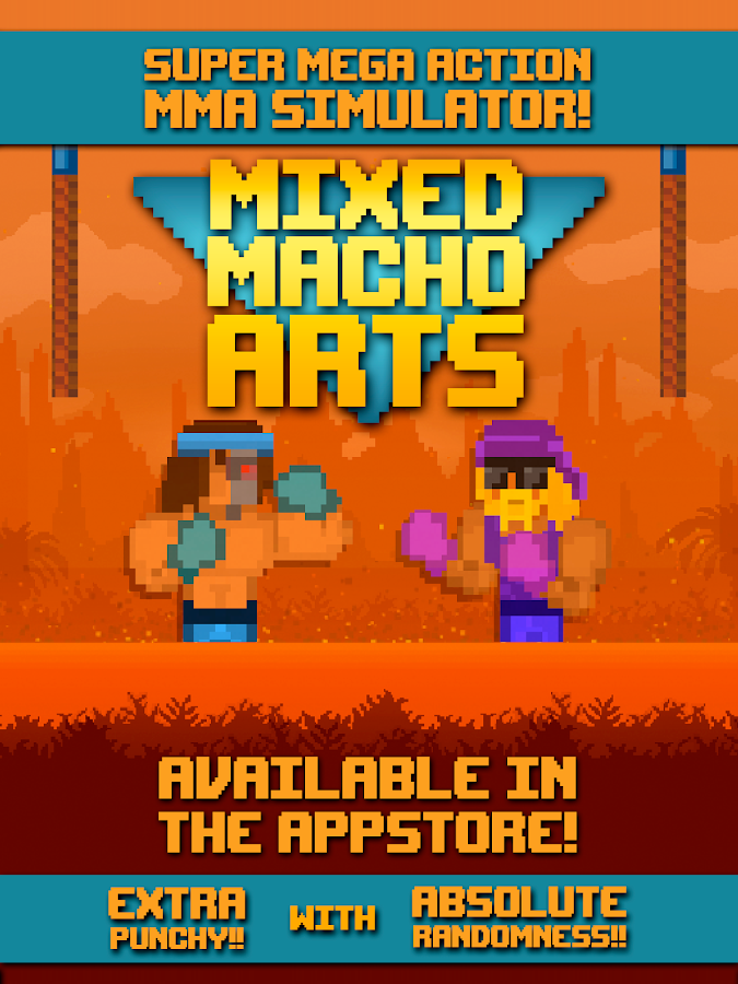 Mixed Macho Arts- screenshot