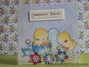 Photo: EASTER CARD 8