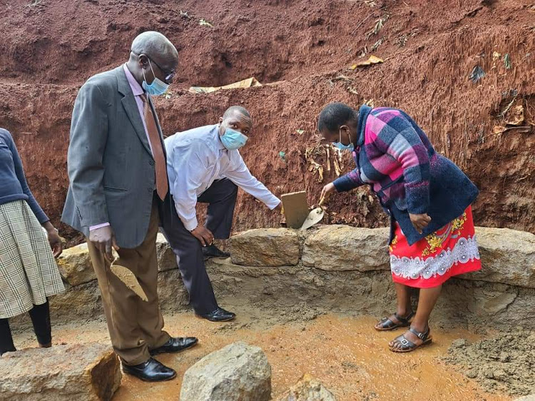 The Star: NGO to build water tanks in four Murang'a primary schools - The Star, Kenya