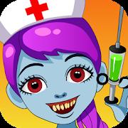 Monster Doctor Halloween Games