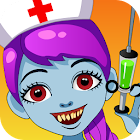 Monster Doctor Halloween Games icon