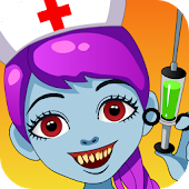 Monster Doctor Halloween Games