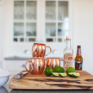 MOSCOW MULES Recipe