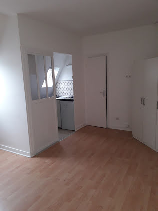 Location studio 19,13 m2