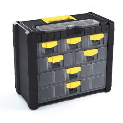 Система хранения Prosperplast multicase cargo 40х20х32,6 см