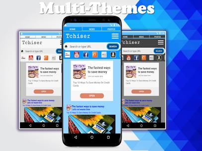 Tchiser – Internet explore & Web Browser Apk Latest Version Download For Android 4