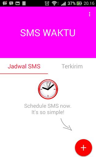SMS WAKTU GRATIS