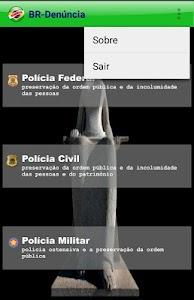 BR-Denúncia screenshot 1