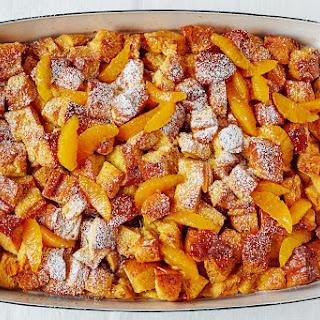 Orange-Maple French Toast Casserole.