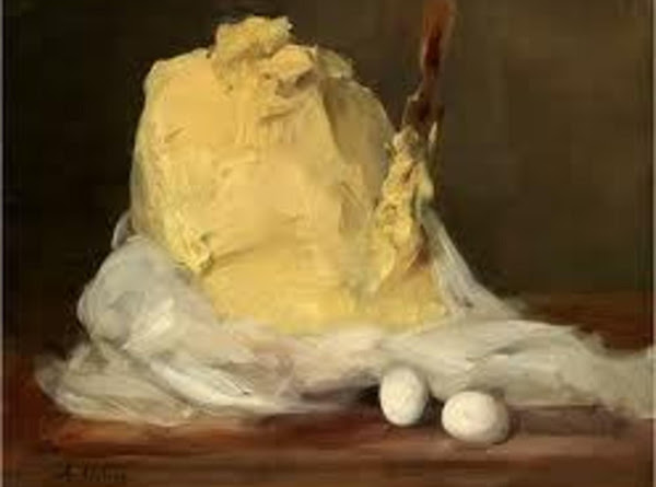 Amish Homemade Spreadable Butter Recipe