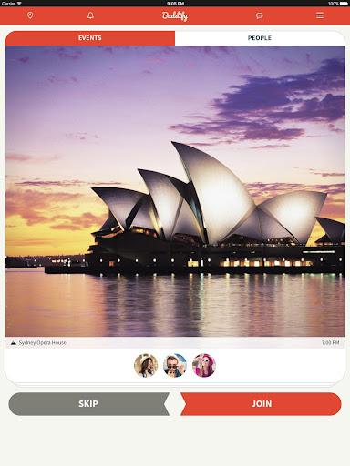 玩免費遊戲APP|下載Buddify - Local Events Tonight app不用錢|硬是要APP