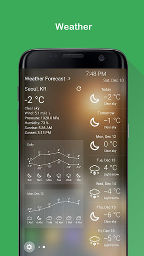Weather for Edge Panel hack tool