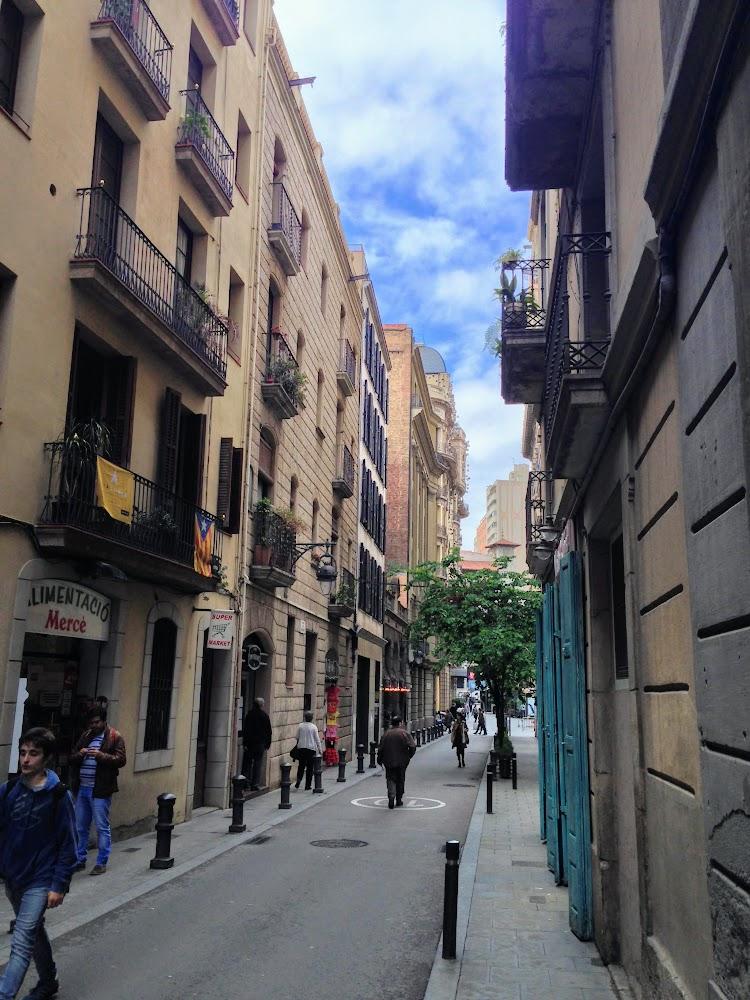Тортоса-Салоу-Таррагона-Барселона. Апрель 2016.