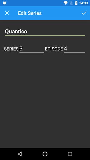 Episode Tracker 2.11.2 screenshots 5