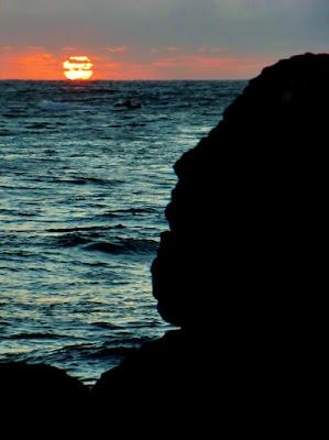 Lo stupore del tramonto di d