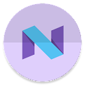 Nougat Wallpapers icon