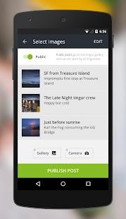 Imgur - screenshot thumbnail