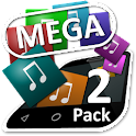 Mega Theme Pack 2 iSense Music icon