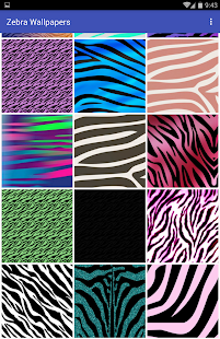 Zebra Wallpapers - náhled