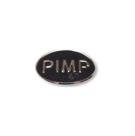 Pimp - Belt Buckle