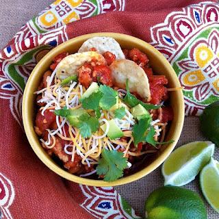 Margarita Turkey Chili.