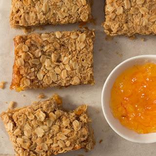 Easy Orange Marmalade Bars