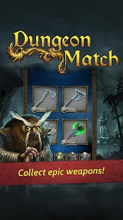 Dungeon Match- screenshot thumbnail